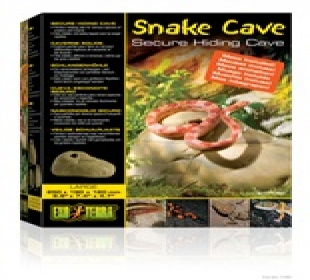 Neon Gecko Exotic Pets Glasgow - Snake Cave