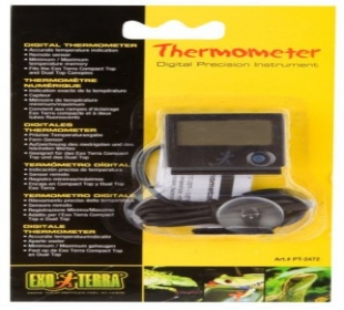Neon Gecko Exotic Pets Glasgow - Digital Thermometer